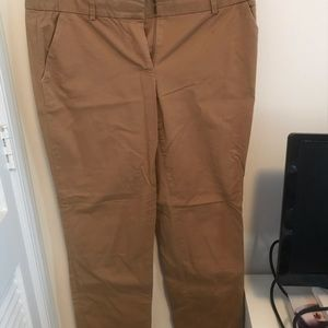 Jcrew cafe Capri pants